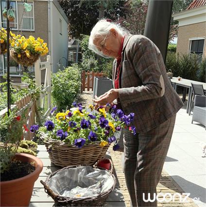 Liefdevol wonen met dementie in ruime studio