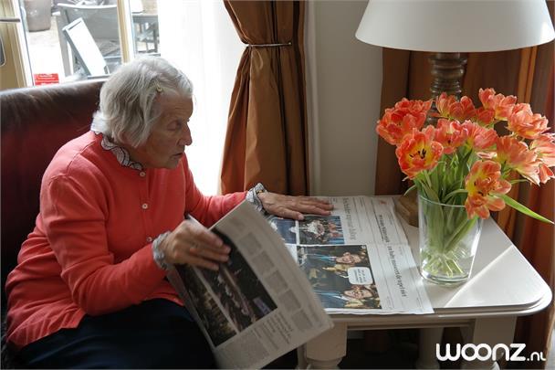 Fraaie studio voor mensen met dementie