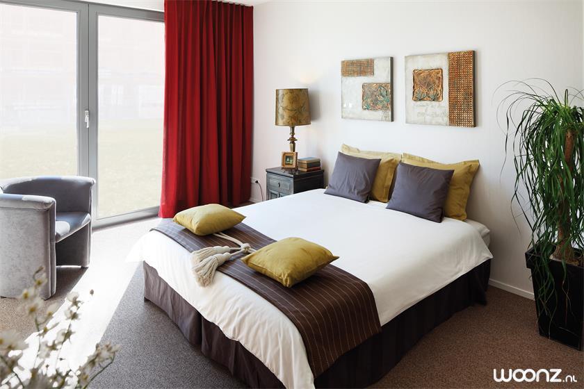 Modelwoning slaapkamer 1