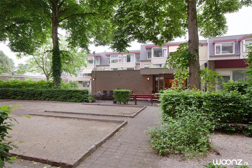 Locatie De Heybergh, tuin