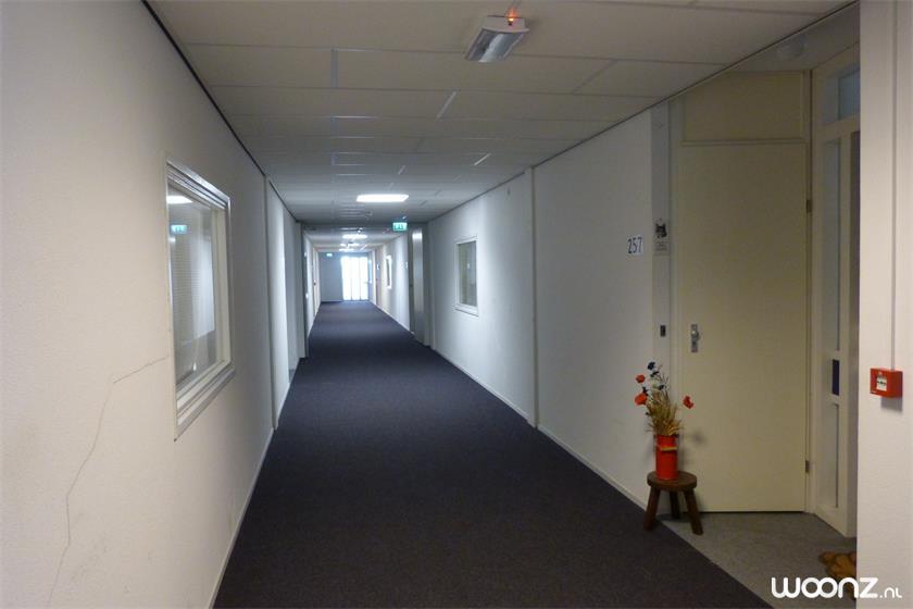binnengang in carre (bij 251)