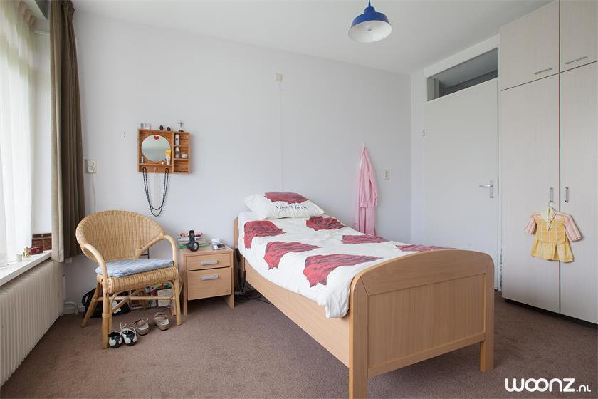 De Gooise Warande  2- kamer appartement - slaapkamer