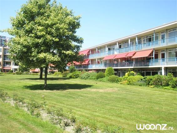 2-kamer appartement met balkon (55-56 m2)