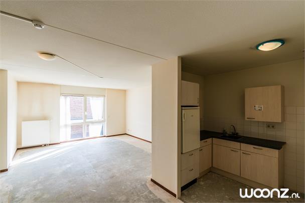 2-kamer app. met Frans balkon (46 m2)