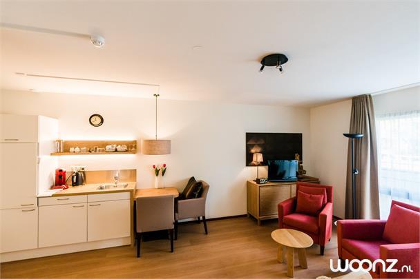 1-kamer app. met gedeeld balkon (32m2)