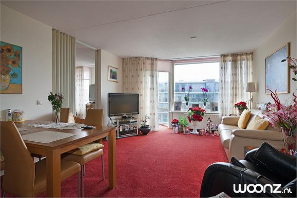 2-kamer appartement, 58 m2,  met loggia