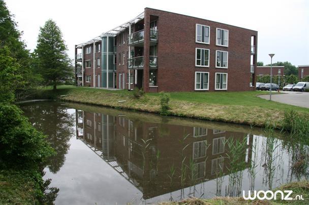 Appartement verdieping Vierspan