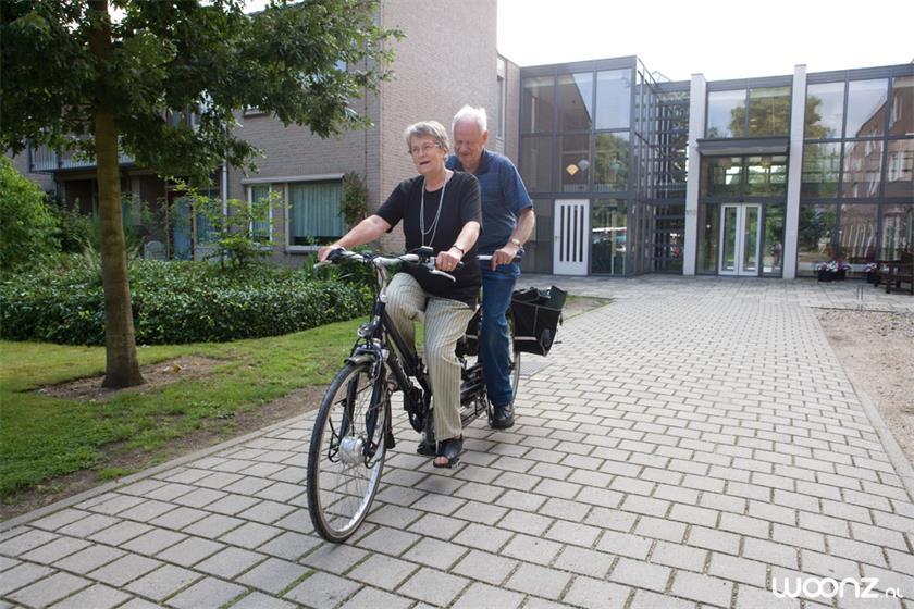 Samen fietsen op de tandem