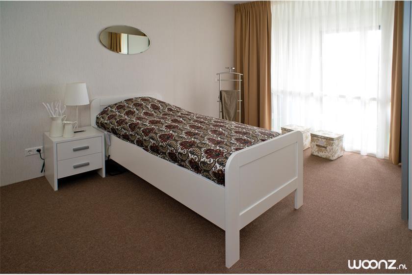 slaapkamer appartement Het Zamen