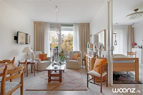 Comfortabel 2-kamer appartement