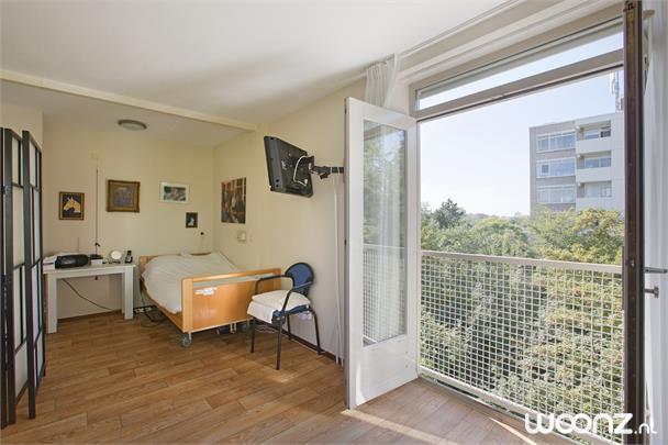 1 kamer appartement