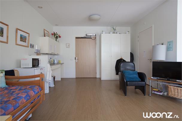 wonen met zorg appartement