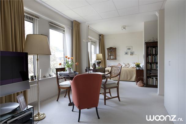 1- kamer appartement WLZ (35m2)