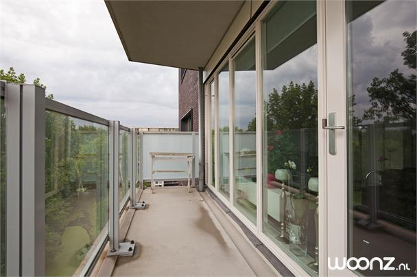 4-kamerappartement met balkon in Apollostaete