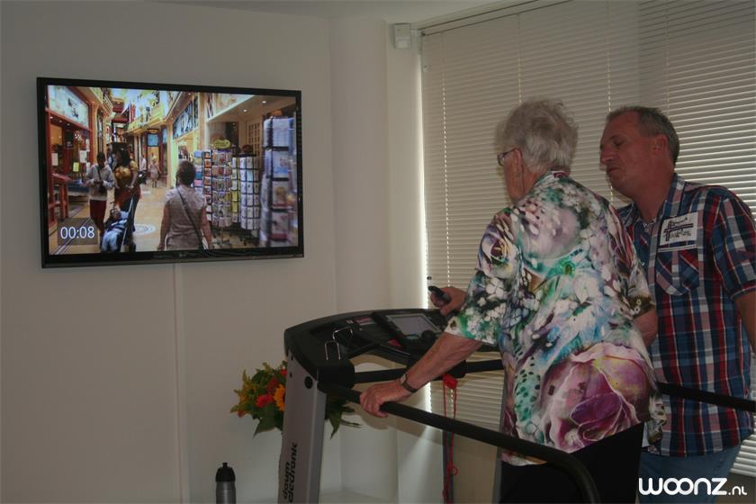 Bewegingsactiviteiten van Silverfit om fit te blijven