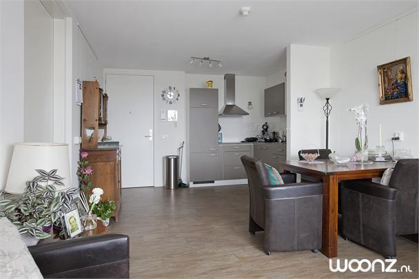Tweekamer appartement