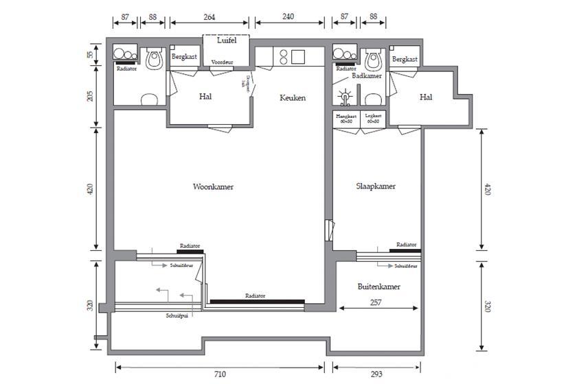 plattegrond-3-kamer-appartement-f-ecr-sibelius