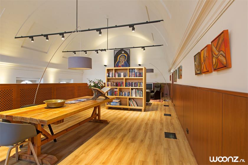 Het Seminarie - Vide boven restaurant