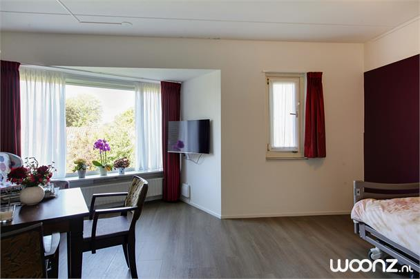 Appartement in woonzorgcentrum