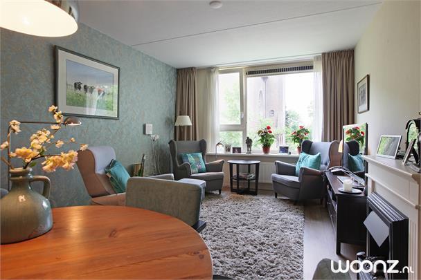 2-kamer zorgappartement met mooi uitzicht