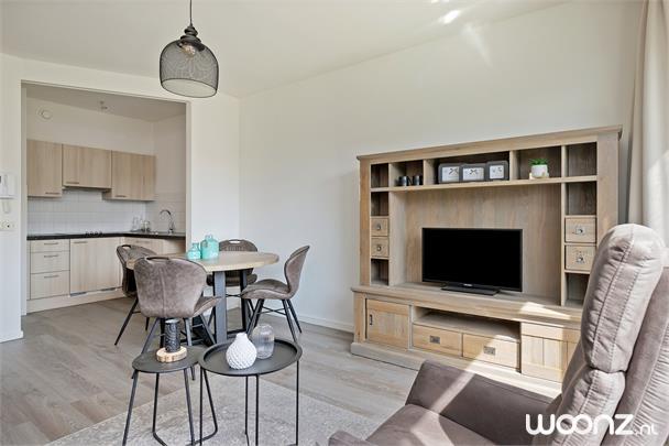 Gerenoveerd appartement in Wolvega!