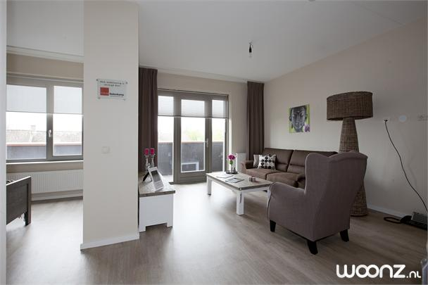 2-kamer appartement 46m²