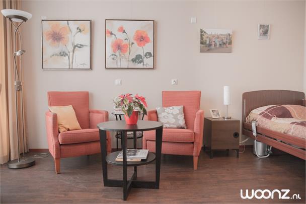 Eenkamer appartement met dementiezorg