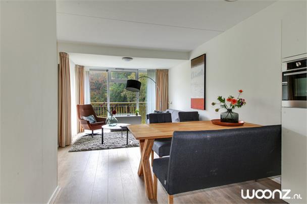 Luxe appartement met diverse voorzieningen