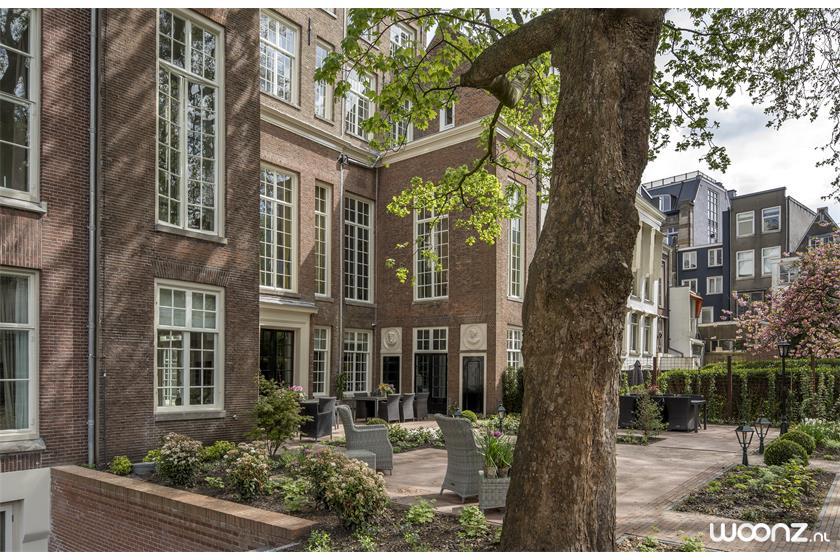 Het Hendrickszhuys in Amsterdam - Domus Magnus (1)