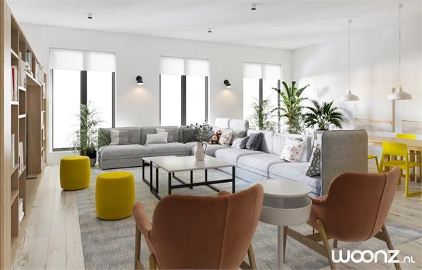 2-kamer appartement 'Broerzicht'