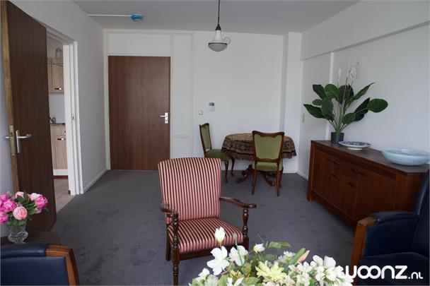 Gezellige Seniorenwoning 2-kamer appartement