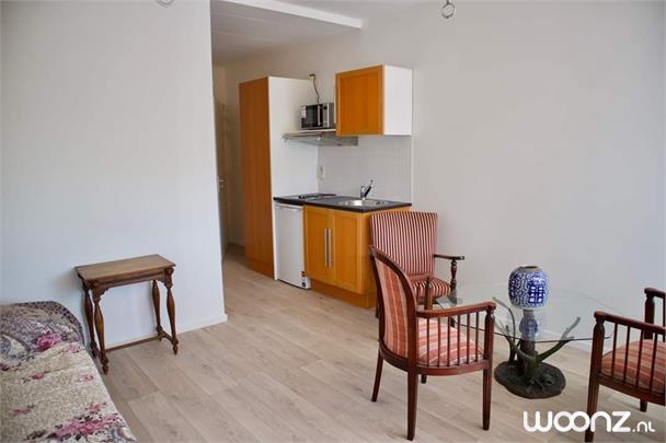 Gezellige seniorenwoning 1-kamer appartement