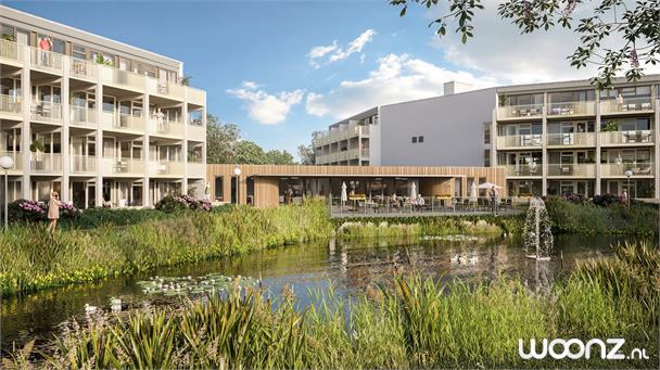 Driekamerappartement - Park Boswijk 771-772