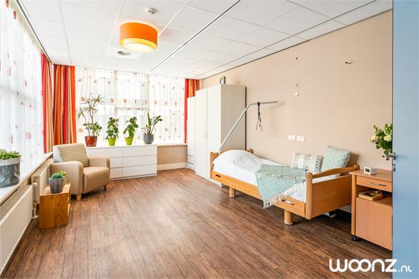 1-persoons verpleeghuiskamer