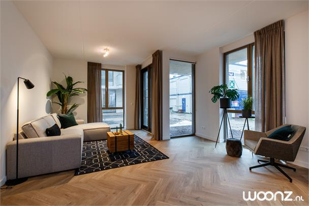 Luxe drie-kamerappartement